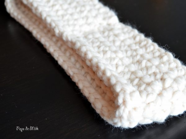 Chunky Headband stitched - Pops de Milk