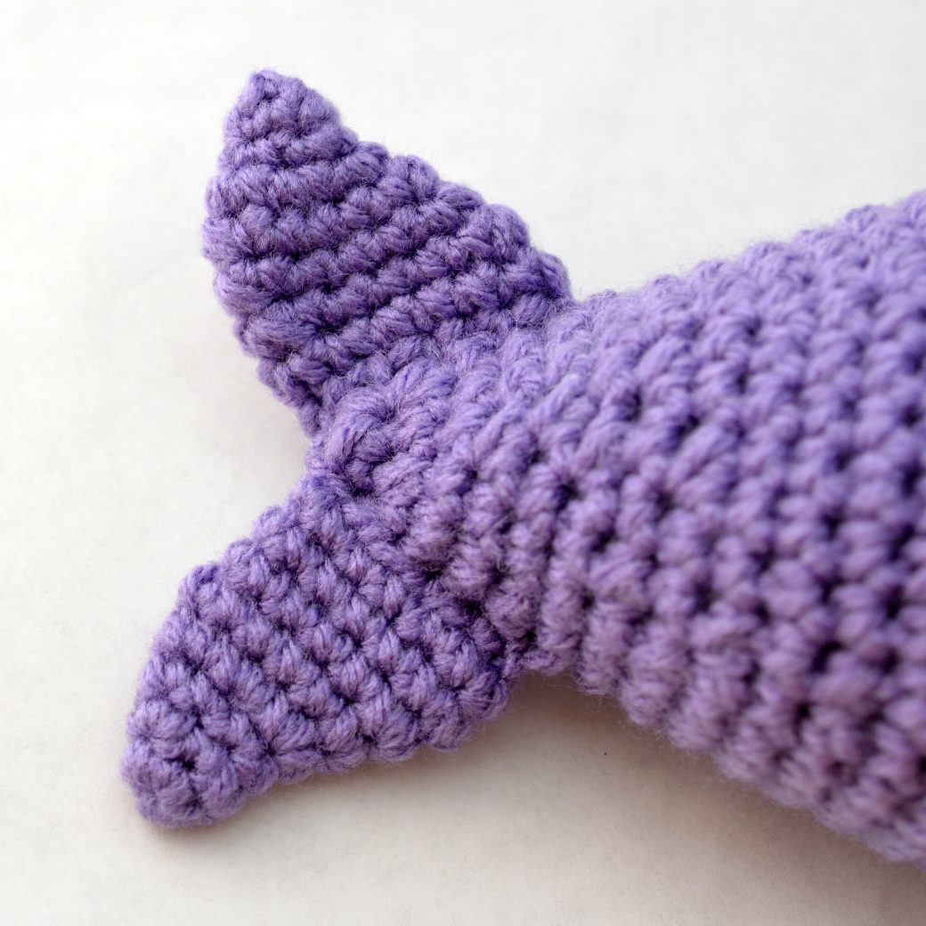 Cutest Little Crochet Sperm Whale Pattern - Pops de Milk