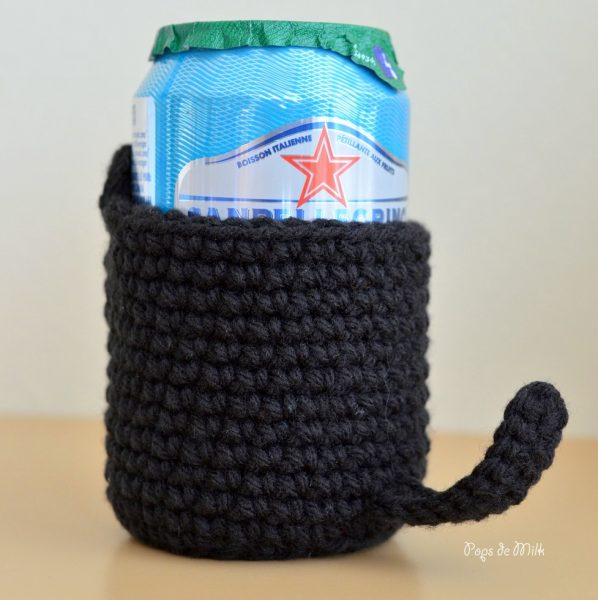 Cat Drink Cozy 10- Pops de Milk