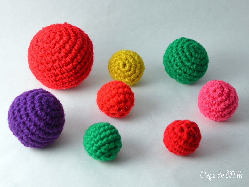 Crochet Christmas Baubles and Christmas Tree WIP