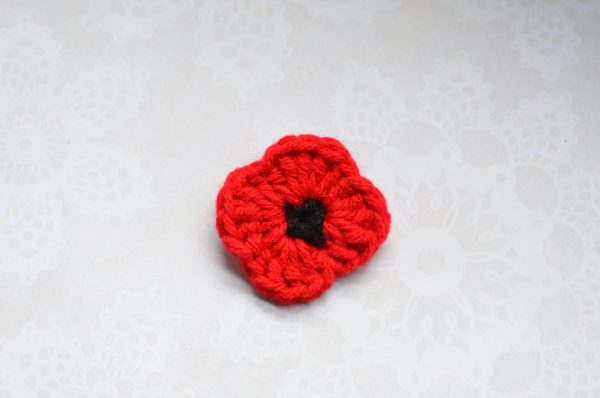 Remembrance Day Poppy - Pops de Milk11