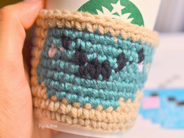 Coffee Cup Cosy - Pops de Milk