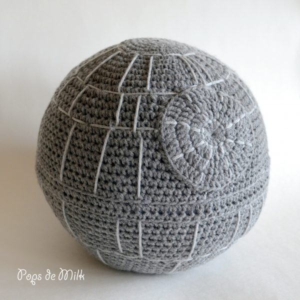 Star Wars Crochet Death Star Pattern