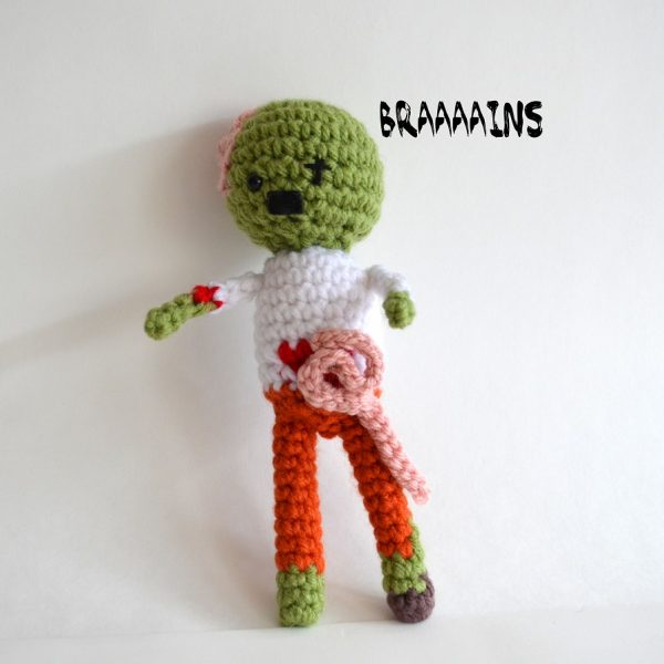 Zombie Braaaains - Pops de Milk