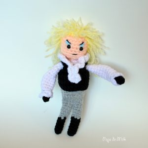 Jareth Magic Dance - Pops de Milk