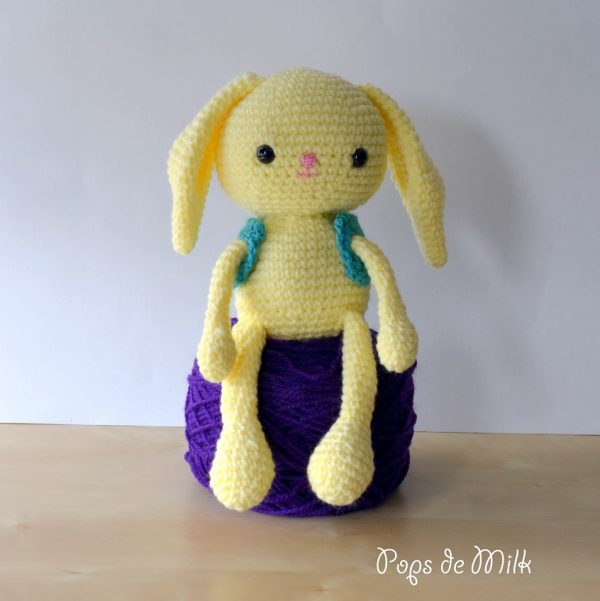 Crochet Spring Bunny Pattern - Pops de Milk cropped