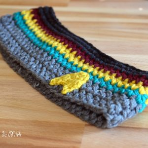 Wesley Crusher Headband - Pops de Milk
