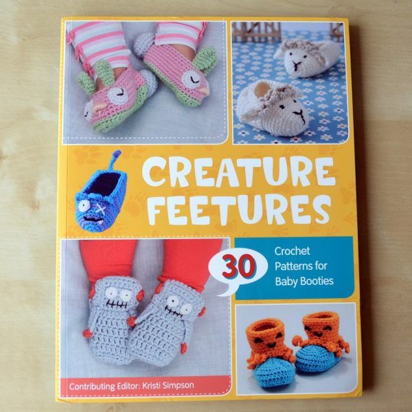 Creature Feetures Pops de Milk