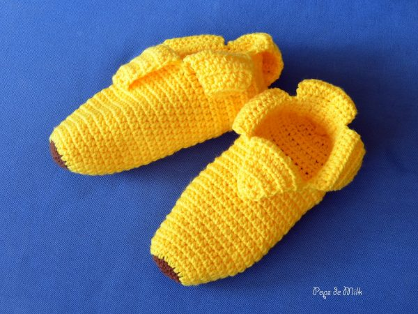 Banana Slippers - Pops de Milk3