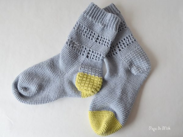 April Socks - Pops de Milk