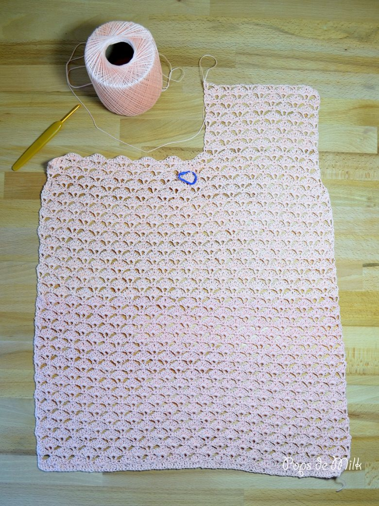 WIP Wednesday – Lace Crochet