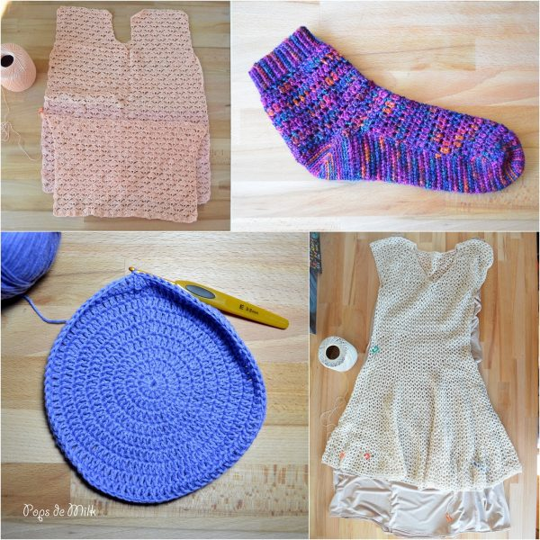 WIP Wednesday - The Clothing Edition