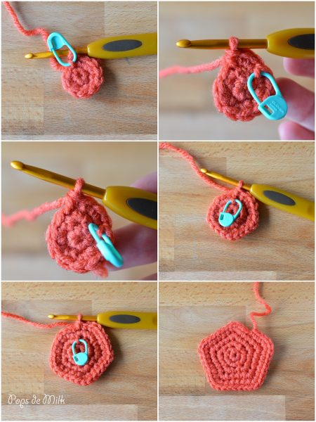 crocheting-a-pentagon-pops-de-milk