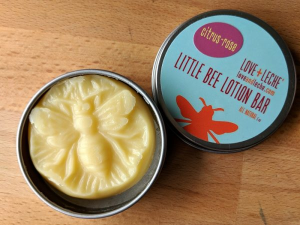 Love+Leche Lotion Bar Review